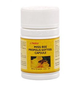 Tasly Miss Bee Propolis Softgel