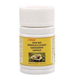 Tasly Propolis & Glossy Ganoderma Capsule
